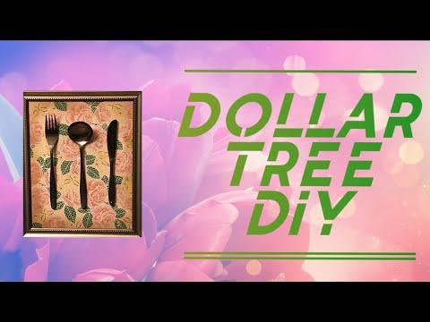 $3 Dollar Tree DIY - Shabby Chic - English Tea Decor