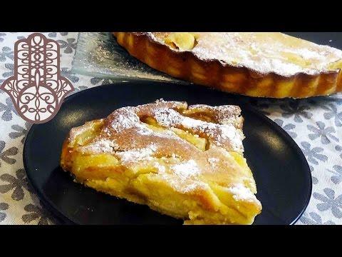 tarte-aux-pommes-et-aux-amandes