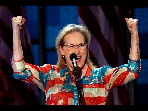 Thumbnail: Watch Meryl Streep's full speech at the 2016 Democratic National Convention