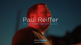 Paul Reiffer with the XF IQ4 150MP Camera System | Phase One