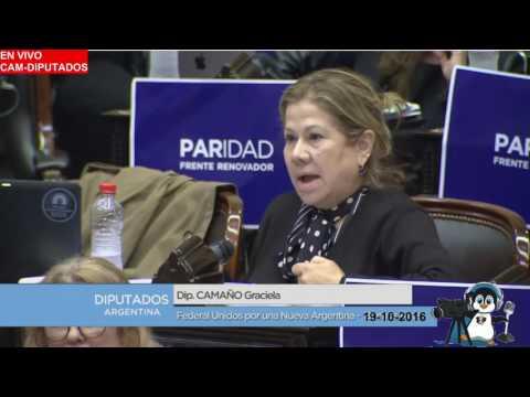 La diputada Camaño no entiende al pueblo ni a las mujeres