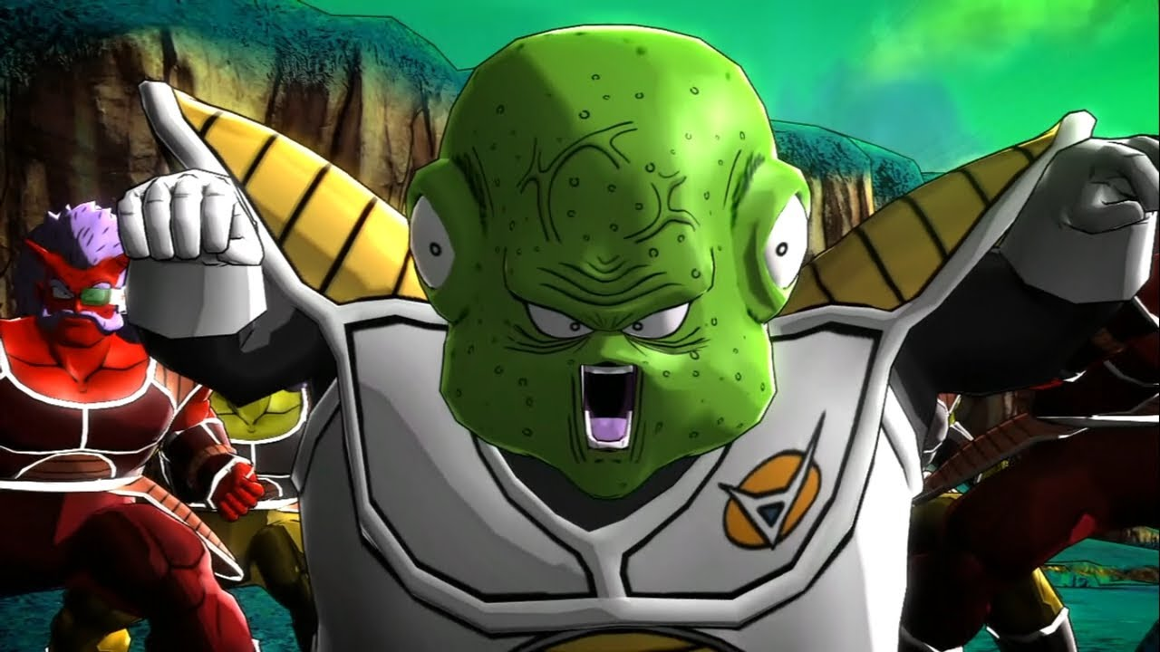 Dragon Ball Z: Battle of Z - Telequinesia vs. combate - Parte 12 - Saga Freezer - HD en Español