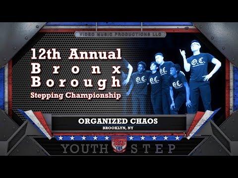 ORGANIZED CHAOS - 12th Annual Youth Step USA Bronx Borough Championship