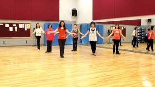 Just One Look - Line Dance (Dance & Teach in English & 中文)