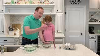 Marbelizing Easter Eggs with Fingernail Polish