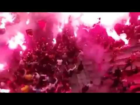 اقوى فيديو تنجم تشوفو | Curva Sud Tunsi