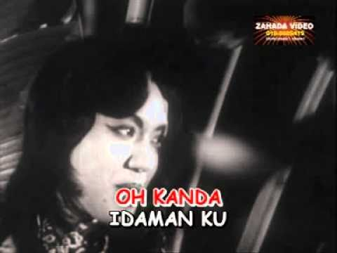 GELORA (KARAOKE) Nyanyian P.Ramlee & Saloma versi filem
