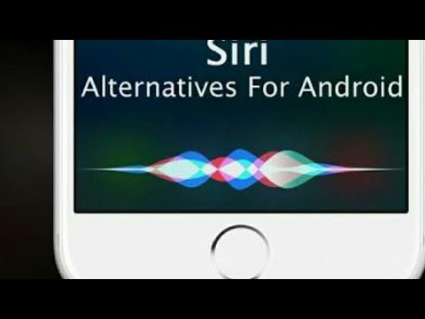 Siri No Android?? 😜😜