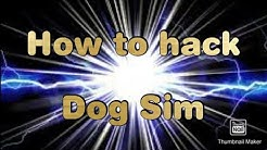 How to Hack Dog sim with Game Guardian (LVL and coins)