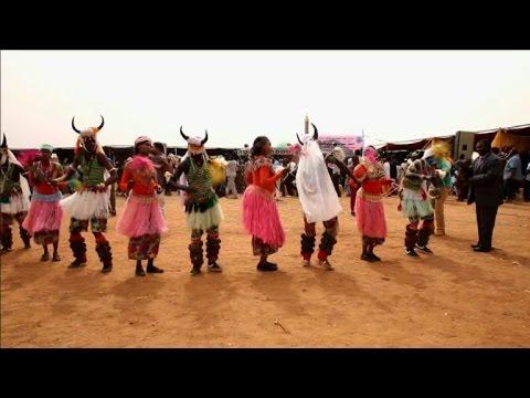 Sudan's war-hit Nuba showcase heritage at Khartoum festival