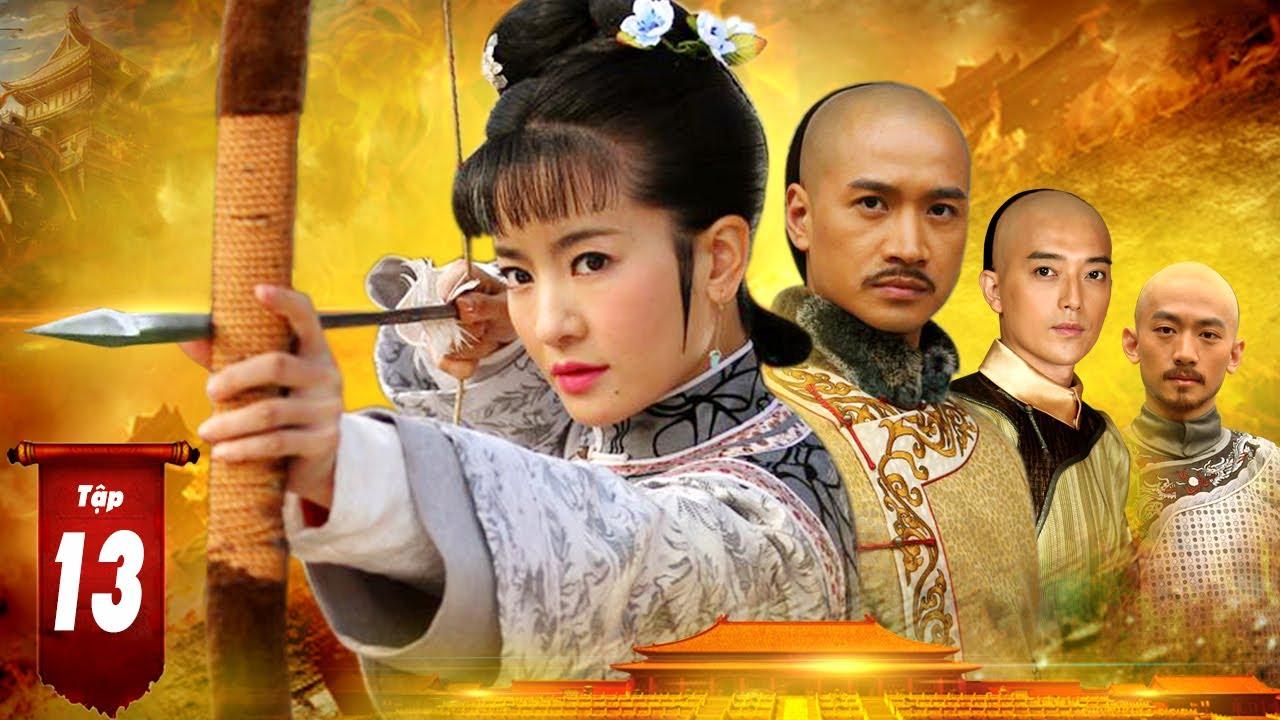 PHIM HAY 2021 | TÂN KHUYNH THÀNH TUYỆT LUYẾN - Tập 13 | Phim Bộ Trung Quốc Hay 2021