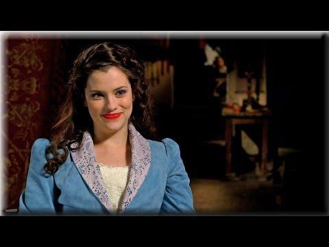Jessica De Gouw  Mina Murray & Ilona  Dracula