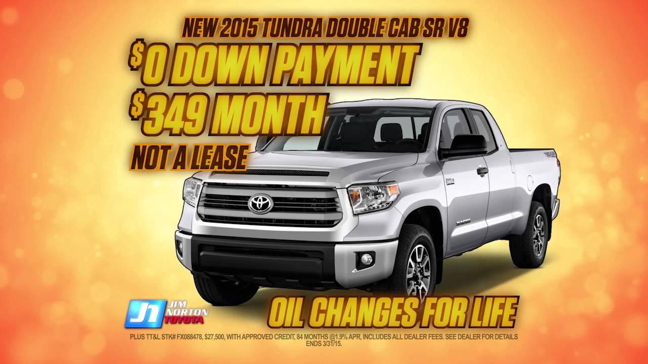 Toyota Dealers Okc >> Toyota Tundra Okc At Jim Norton Toyota Okc
