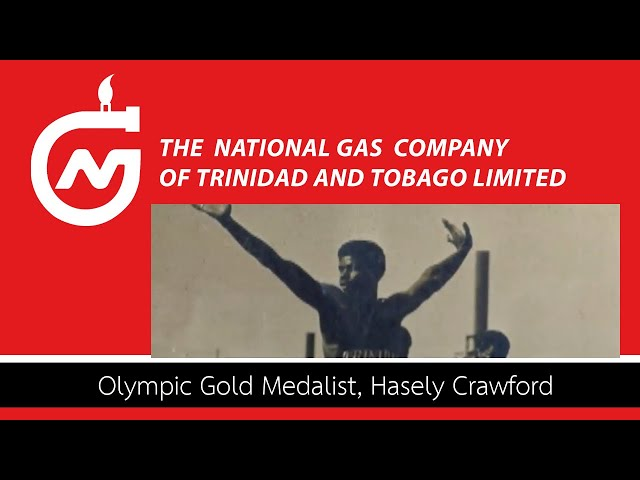NGC's National Heroes Project - Trinidad and Tobago Olympic Gold Medalist, Hasely Crawford