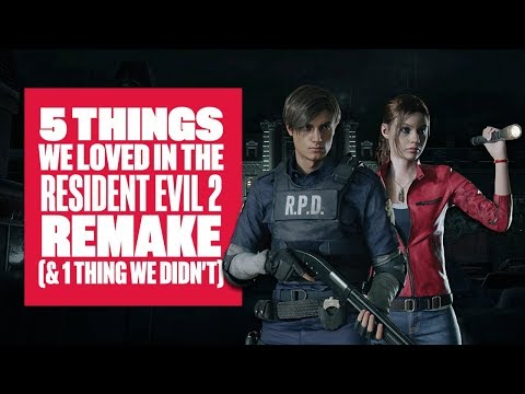 Capcom's selling a Resident Evil 2 all in-game rewards
