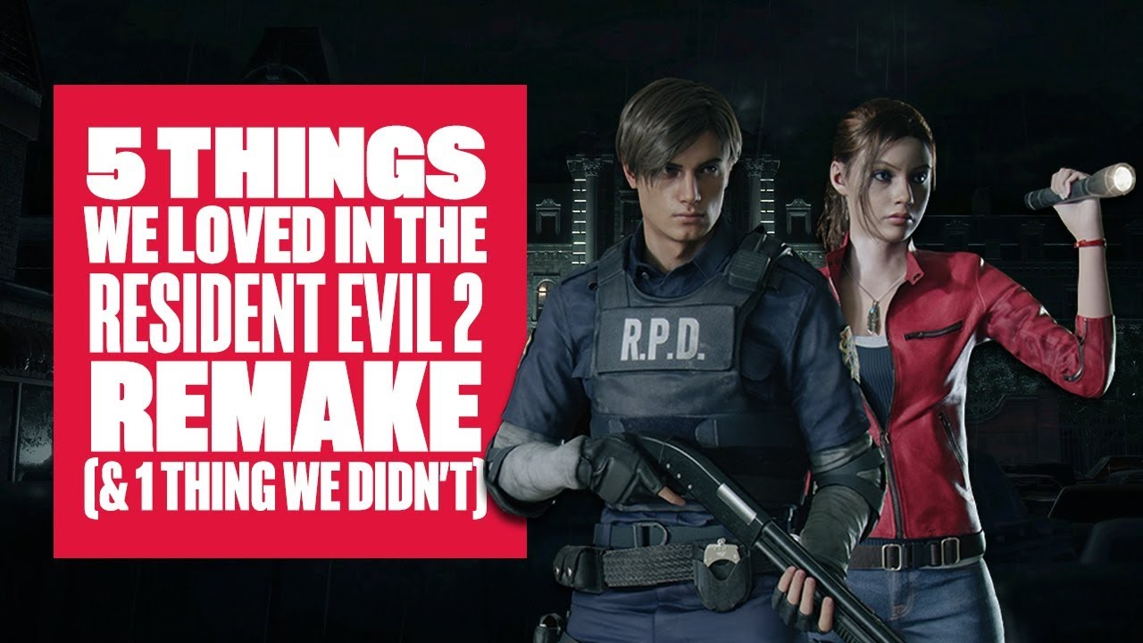Resident Evil 2 walkthrough: A guide to surviving Leon's and