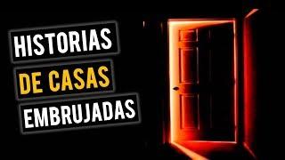 HISTORIAS DE CASAS EMBRUJADAS I (RELATOS DE HORROR)