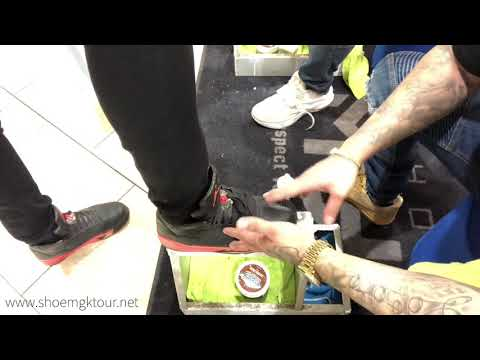 How to clean 3 lab 5 Retro Jordan's
