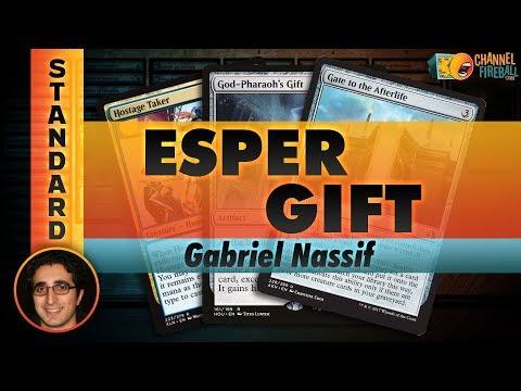 Channel Nassif - Standard Esper Gift (Deck Tech & Matches)