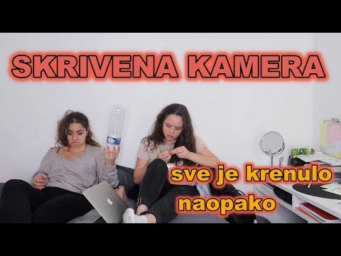 SKRIVENA KAMERA - GONE WRONG