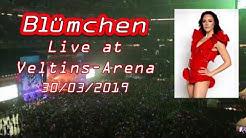 Blümchen - Das Comeback Konzert auf Schalke - die Veltins Arena am 30. März 2019 (Die 90er Live)