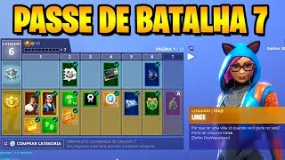 Fortnite-ALL ITEMS of the BATTLE PASS 7