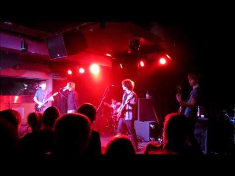 Seize The Chance - Semi Colon, Closed Bracket - Live 12.01.13 - Manchester Club Academy