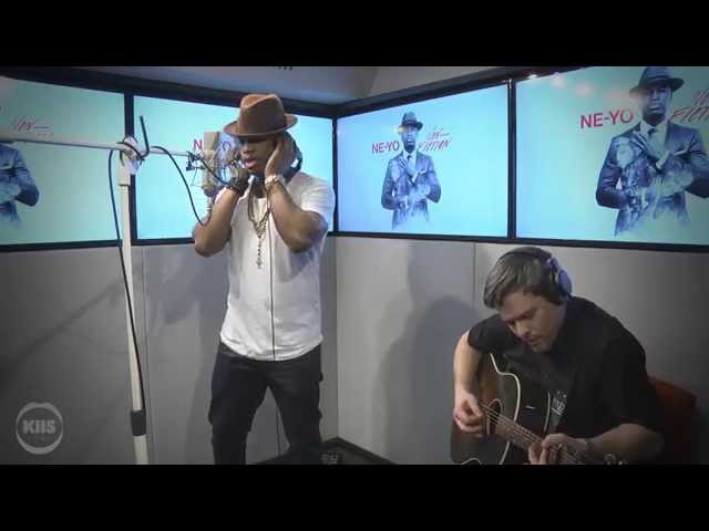 """Ne-Yo Performs """"So Sick"""" Acoustic"""
