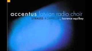 Richard Strauss: Zwei Gesänge: Der Abend - Accentus