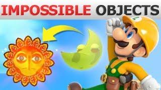 Can the Moon KILL the Sun? | Super Mario Maker 2
