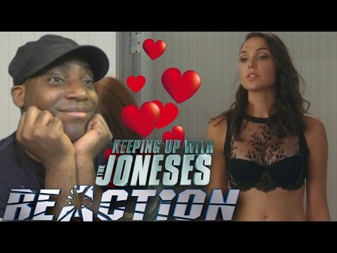 Keeping Up with the Joneses Official Trailer #1 REACTION! Gal Gadot, Jon Hamm