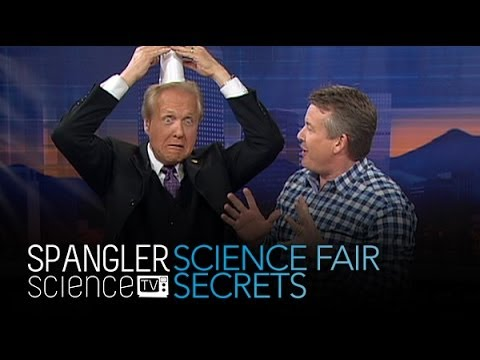 Science Fair Secrets - Cool Science Experiment