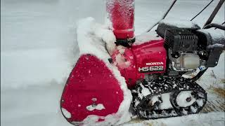 Honda HS622 snowblower