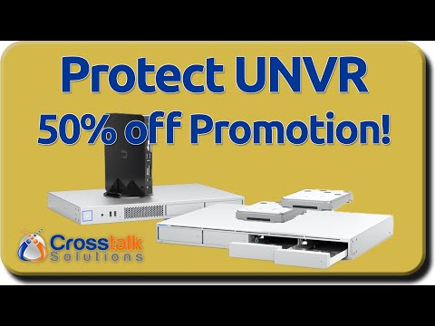50% Off Protect UNVR Deal!