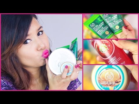 The Body Shop Haul | Sonal Sagaraya