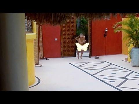 Her gjør Vida Lill naken-comeback på Paradise Hotel