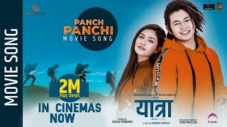 Panch Panchhi- YATRA Movie Song || Salin Man Bania, Malika, Prechya, Rear || Melina Rai, Dharmendra