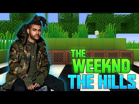 The Weeknd - The Hills Minecraft Wireless Noteblock Song