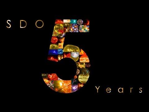 NASA | SDO: Year 5