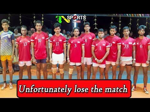 PQF - Sivakumar Sports Club Vs Junior Vivekananda | South India Level Match @ Lingapuram