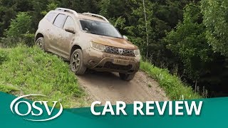 Dacia Duster 2018 the modern and robust SUV