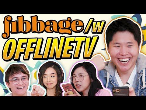OFFLINETV Plays FIBBAGE ft. Michael Reeves, Lilypichu, Pokimane, Scarra, Fed, Yvonnie