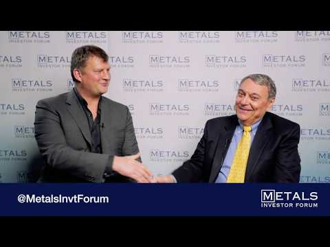 """Next Steps"" Jay Taylor Talks To Ben Mossman, CEO Of Rise Gold At The May 24-25, 2019 Forum."