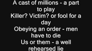 Iron Maiden - Run Silent Run Deep Lyrics
