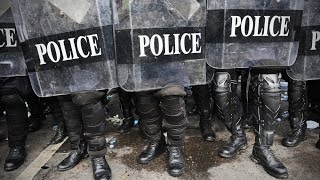Police = Mercenaries For The Rich