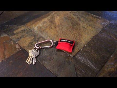Ambu CPR Mask Keychain