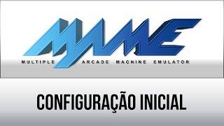 Mame - Configuração Inicial do Emulador e das Roms (Jogos)
