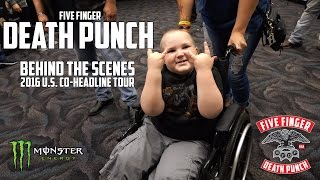 5FDP ON TOUR: 2016 U.S. Co-Headline Tour (Behind The Scenes)