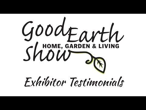 Good Earth Home, Garden & Living Show  Testimonials | Eugene, Oregon