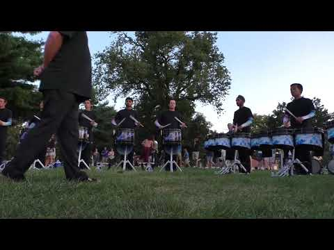 Blue Devils Drumline Finals Lot 2017